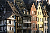Old Town Centre, Strasbourg, France