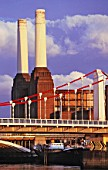Battersea Power Station. London, United Kingdom.