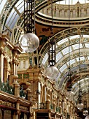 County Arcade, Leeds, UK.