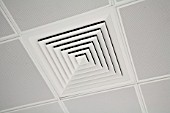 Intergrated air-conditioning vent