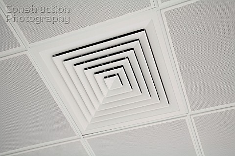 Intergrated airconditioning vent