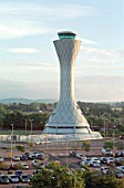 Edinburgh Airport new control tower, Edinburgh, Scotland