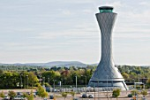 Edinburgh airport control tower
