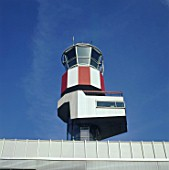 Airport Control Tower.