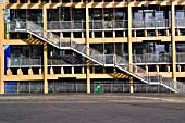 Mossbourne Academy, Hackney, London, UK. Designed by Richard Rogers.