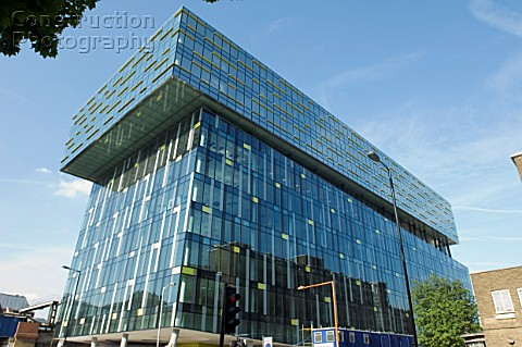 Palestra building Southwark London UK Designed by Alsop Architects