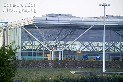Stansted Airport Essex UK Architect Foster and Partners