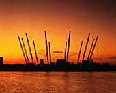 Millennium Dome, Greenwich, London, UK