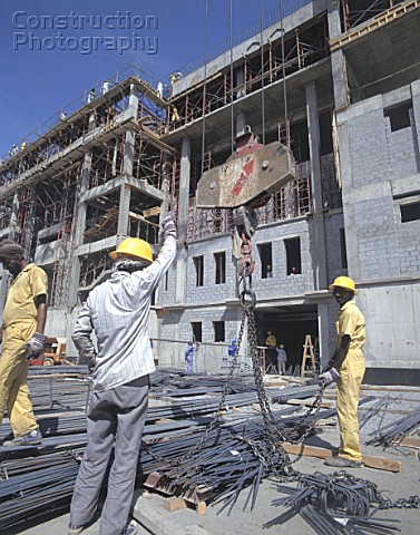 Construction in progress Muscat Oman