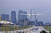 City Airport, London