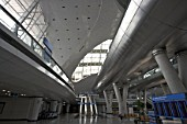 New Transport Terminal, Incheon Airport, South Korea