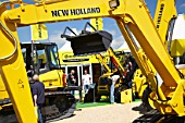 New Holland Trade Show