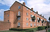 1950s / 1960s council housing. Cheltenham, United Kingdom.