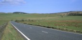 A68, Northumberland, United Kingdom