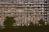 Robin Hood Gardens, Poplar, London, UK