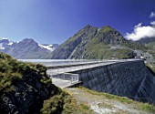 Grande Dixence Dam - Swiss Alps - Canton of Valais - Switzerland
