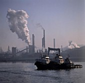 Emissions from paper mill - Finland