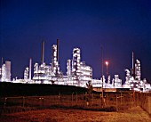 Leuna Refinery, Saxonia-Anhalt, Germany.  The state-of-the-art Leuna refinery built in 1997 in Eastern Germany on the site of the old Leuna-Werke plant by the joint-venture group TLT (Technip-Lurgi-Thyssen), is capable of processing some 8 to 9 million tons of crude a year. It links to Russian production facilities via the ÔFriendshipÕ pipeline. The processing facility has been designed to meet the EUÕs stringent new regulations for low sulphur content of hydrocarbon products and emissions.
