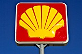 Shell logo in New Zealand