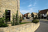 Cotswold new home development, Cotswolds, UK
