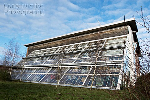 Ecotech centre at Swaffham Norfolk UK