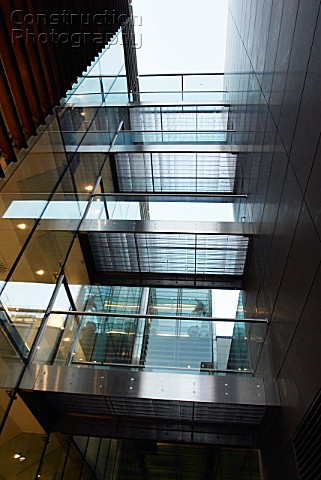 A052 01242 Connecting Walkways Between Two Buildings O