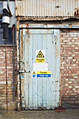 Disused factory, Manningtree, Suffolk, UK