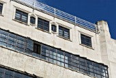 1930s art-deco influenced St Olaf House, on Tooley Street, now used as city offices, London Bridge, UK