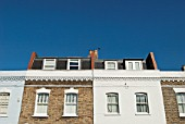 Additional floor extensions to Victorian terrace properties, London, UK