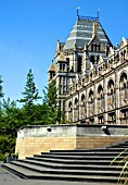 Natural History Museum, Designed by Captain Francis Fowke and executed by Alfred Waterhouse, 1873-1880. London. United Kingdom.