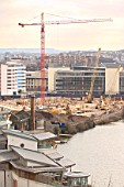 Developing the waterside at Bristol Harbour (with the SS Great Britain and The Matthew replica boat)