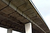 Detail of a flyover