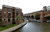 Residential property development of a Victorian warehouse, Manchester