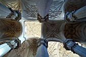 Ceiling of the Cathedral Granada Spain