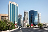 Diplomatic Area, Government Avenue, Manama, Bahrain