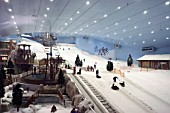 Ski Dubai, Mall of the Emirates, Dubai.