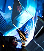 Welding, Industry, South Wales