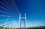 Second Severn Bridge, Severn Estuary, South East Wales