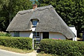 Thatched Roof house, East Anglia, UK