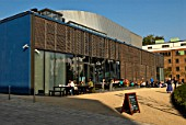Hampstead Theatre, Swiss Cottage, London, UK