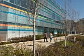 Anglia Ruskin University Building, Chelmsford, Essex, UK