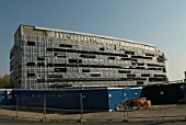 New building for Faculty of Health & Social Care at the Rivermead Campus, Anglia Ruskin University, Chelmsford, Essex, UK