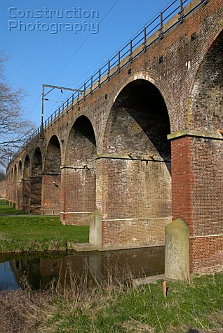 Railway Bridge Chelmsford Essex Essex UK