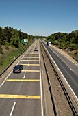 A14, Felixstowe, Suffolk, UK