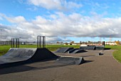 Skate park, Witham, UK