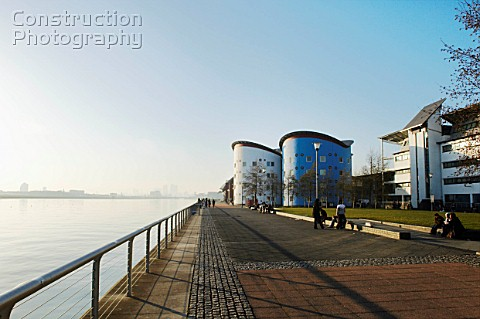 University of East London Docklands Campus East London UK