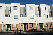 New social housing development by Peter Barber Architects, Barking, London, UK
