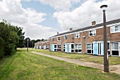 Army barrack housing, Colchester, UK