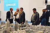 City of London stand at MIPIM, Cannes, France, 2009