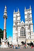 England, London, Westminster Abbey